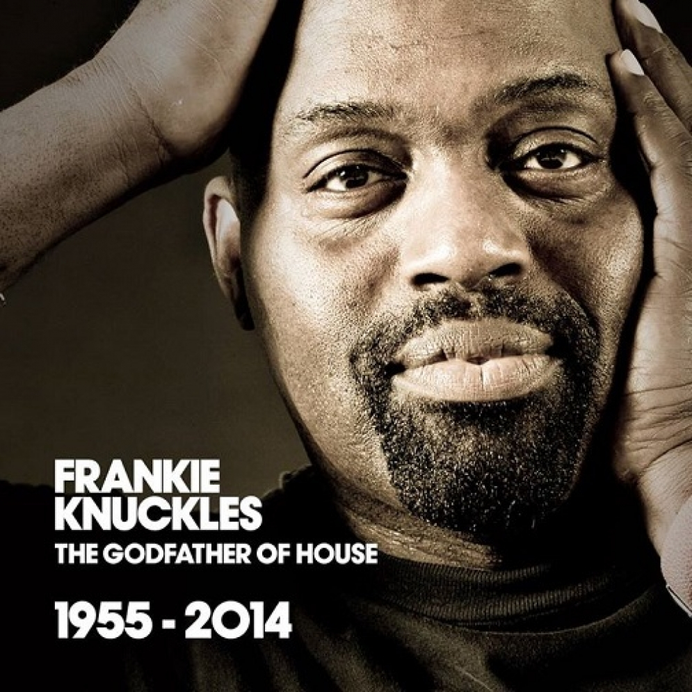 foto do Dj Frankie Knuckles