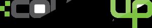 Foto da logomarca da banda de rock Cover Up