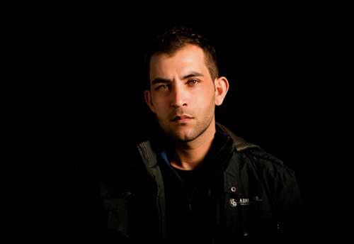 Dj e produtor de techno Paulo Foltz
